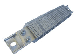 Finned Channel Strip Heater